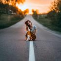 Cesta k západu slunce