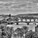 Mosty na Vltavě