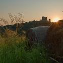 východ slunce nad Csezsnekem