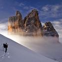 Tre Cime, Itálie