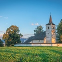 Kostol všetkých svätých - Ludrová