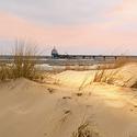 Písečné duny u Baltu