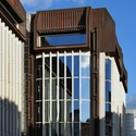 Jedna z budov Transgasu