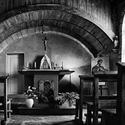Boční kaple v Paimpont