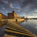 Novotného lávka - Praha
