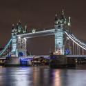 Noční Tower Bridge