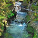 Potok v rakouském Göslu