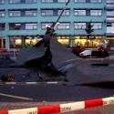 Následky vichřice 23. 7. 2009