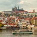 Praha v říjnu