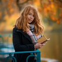 Podzim s knížkou