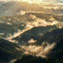 Údolí zlatých mlh