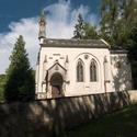kaple ve Svatém Janu pod skalou