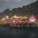 Rybářská vesnice