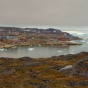 Město na pobřeží