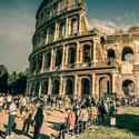 Běžný den v Římě