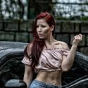 Sexy automechanik