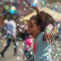 Rozpustilé bublinky ...