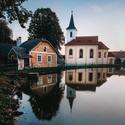 Dva kostely, dva domy
