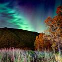 Noční obloha - Vesterály