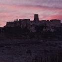 Spišský hrad večer - a dvaja ...