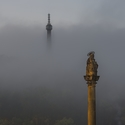 ...i v Praze bývá občas mlha.