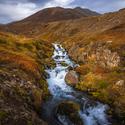 Podzim na Islandu