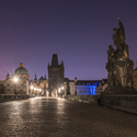 Karlův most v noci