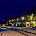 nádraží Kladno