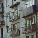 obydlené sídliště v Gruzii