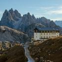 Chata Rifugio Auronzo - 2320 m.n.m.
