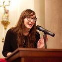 Projev Zuzany Lenhartové při předání Ceny lidských práv Alice Garrigue Masarykové