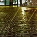 Byznis centrum v noci