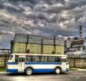 Černobyl po 30 letech (Bro - 2016; mobilní foto)