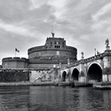 Andělský hrad, Řím