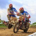 MČR v sidecarcrossu - Opatov 2017