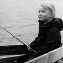 Malá rybářka