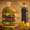 Piri Piri Hamburger