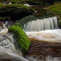 divoká voda