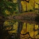 Jesenné zrkadlenie.