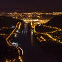 Noční Ústí nad Labem