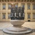 Nádvoří Nové radnice Brno