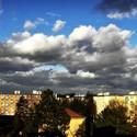Odpoledne v Ostravě-Porubě