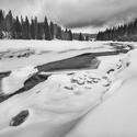 Modrava - Roklanský potok