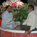 Na indické svatbě