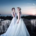 Západovka ve svatebním duchu