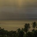 Déšť nad Halmaherou