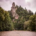 Voraři pod Oravským hradem
