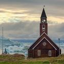 Grónský podvečer