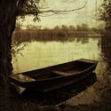 Osamelý čln