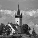 Kostel na vršku...